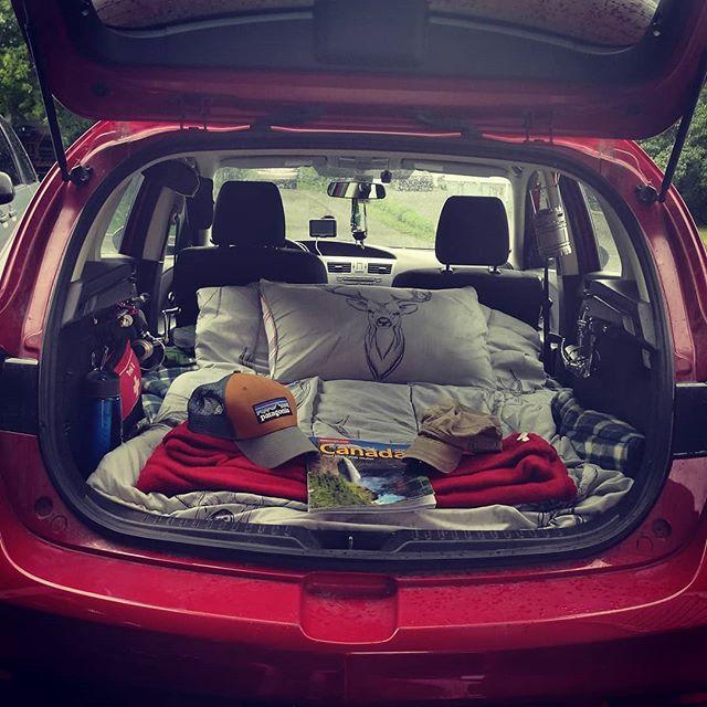 conseils Slip'in Car ou l'art de dormir dans sa voiture (sleep in car) - vanlife / vanstyle / voyage / non conventionnelle