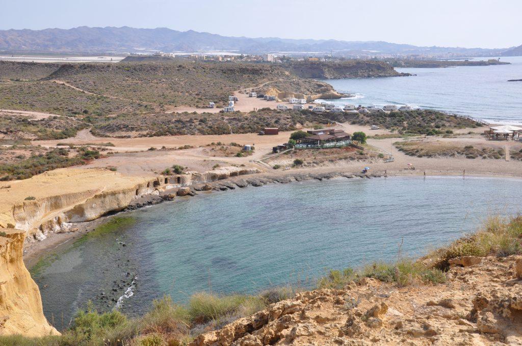 Road-trip en Andalousie - Sleep in your car/Slip'in Car