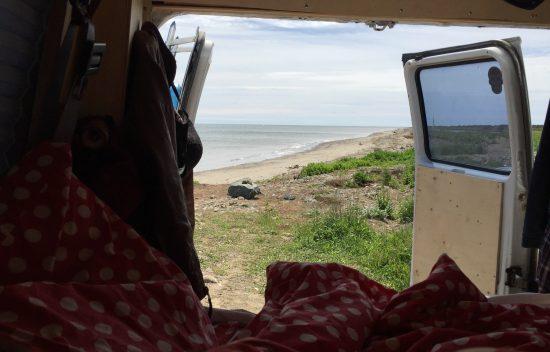 Slip'in car - Île Miscou